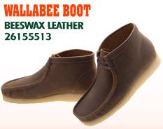 クラークス ワラビー ブーツ 26155513