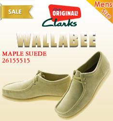 クラークス ワラビー 26155515