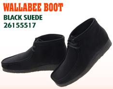 クラークス ワラビー ブーツ 26155517